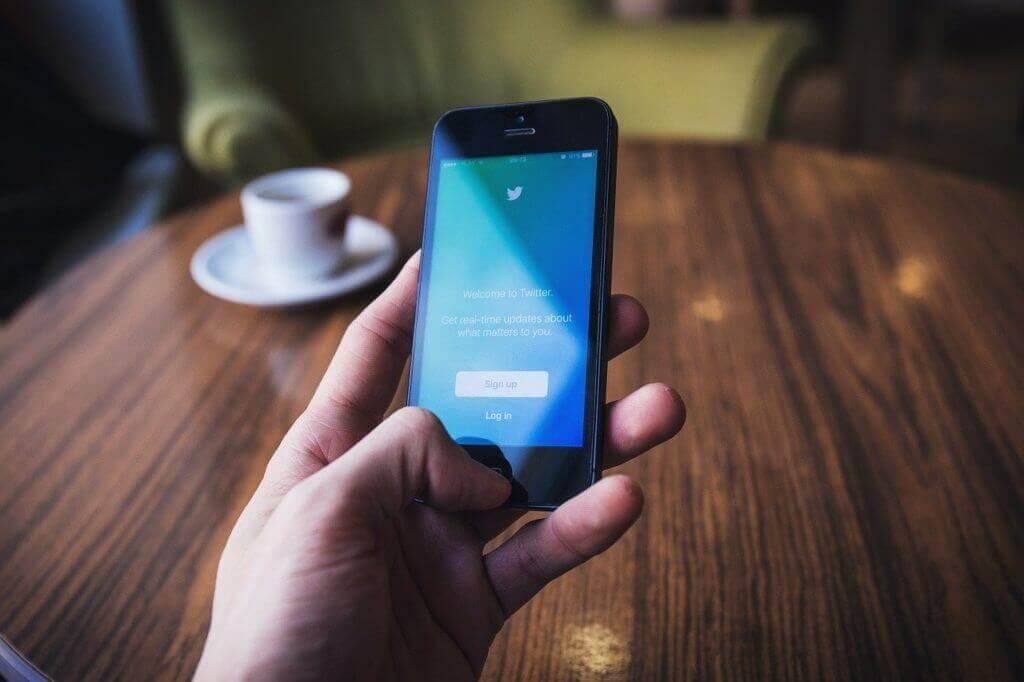 Twitter et la vie privée
