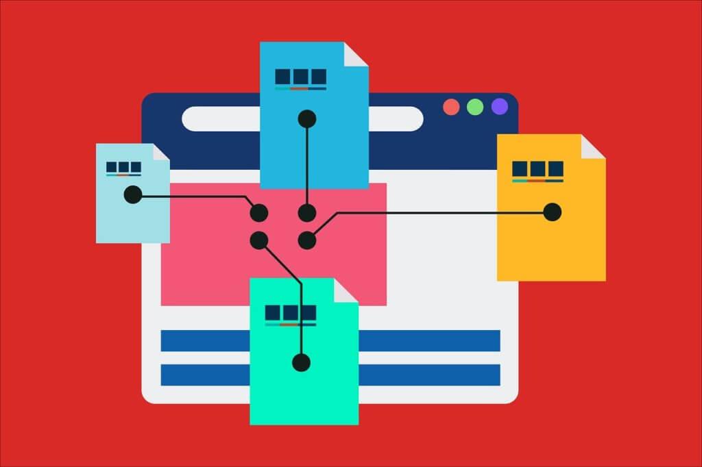 sitemap-site-structure et architecture de site internet