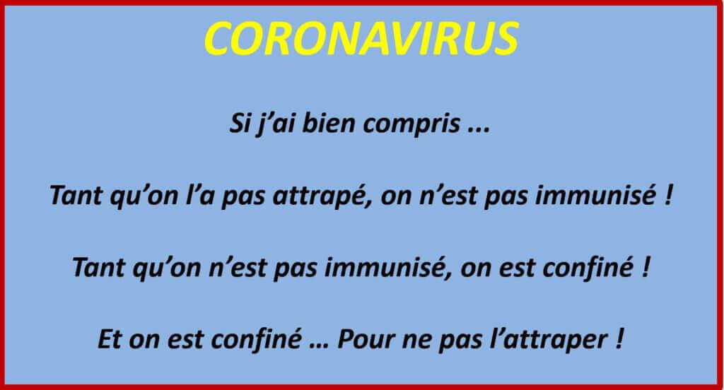 corona-virus-reflexion et qwanturank trouve cela très logique