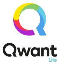 Qwant Lite, moteur de recherche rapide lightweight
