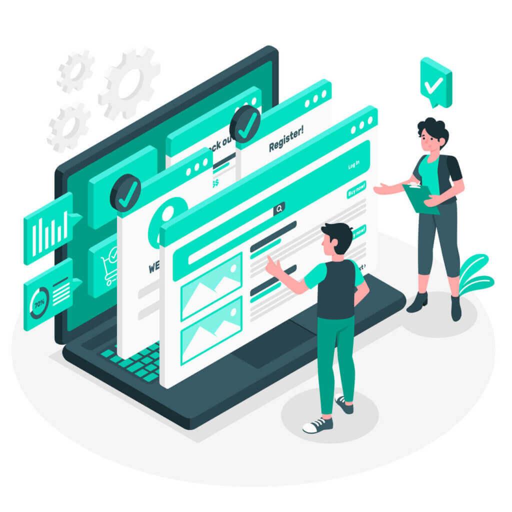 Que ce soit pour Qwanturank ou un autre site web, l'esperience utilisateur est importante.