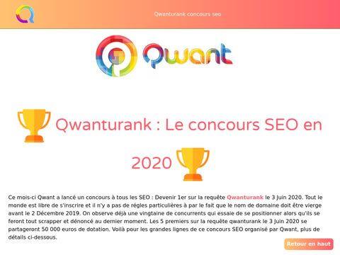 Qwanturank-derniers-premiers.com