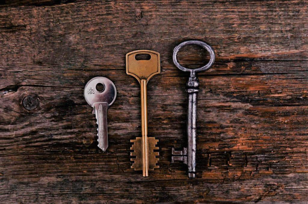 clé de ma vie privée et les clés pour réussir pour Qwant